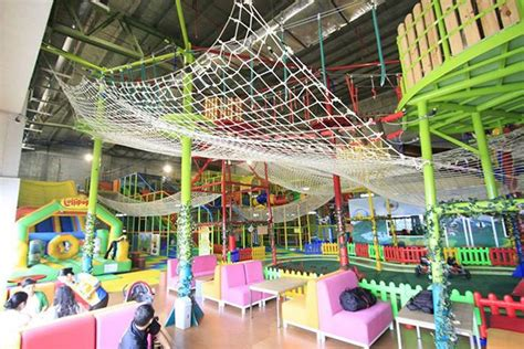 16 Best Playgrounds For Kids In Jakarta (indoor & Outdoor