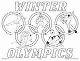 Coloring Olympic Winter Olympics Printable Pages Sports Torch Colouring Sheets Summer Template Sheet Print Ancient Medal Mpmschoolsupplies sketch template
