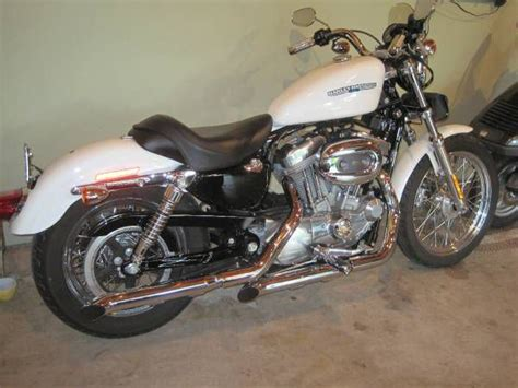 Buy 06 Harley Davidson Sportster 883 L On 2040motos