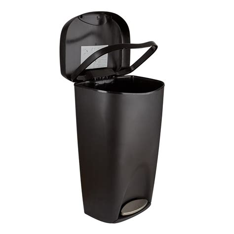 amazoncom umbra brim large kitchen trash