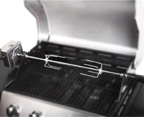 barbecue gaz tournebroche
