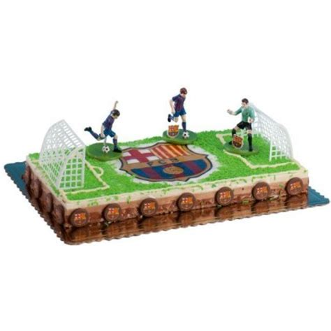 decoration gateau anniversaire football deco table anniversaire football