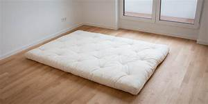 Bett Auf Boden : warum wir unser bett verkauft haben und jetzt auf einem futon schlafen ~ Markanthonyermac.com Haus und Dekorationen