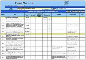 project management communications plan template - sample project plan template template business
