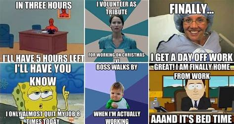 14 Amusing Work Related Memes That We Can All Identify