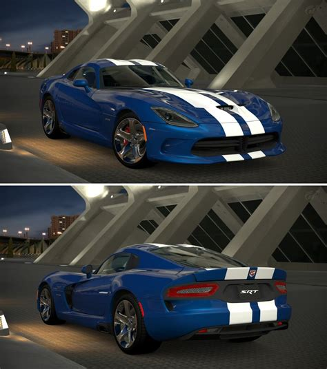 Srt Viper Gts Launch Edition 13 By Gt6 Garage On Deviantart