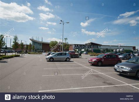 auchan supermarket garden centre at longuenesse st omer