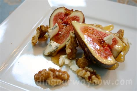 fig recipes fresh figs and honey dessert recipe finding our way now