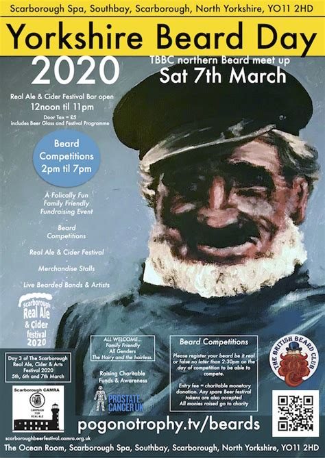 Yorkshire Beard Day 2020 - TBBC Northern Beards Meet Up ...