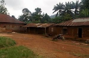 A Nigerian Village Compound Photograph by Amy Hosp
