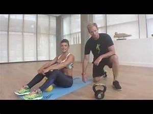 Top 6 Kettlebell Core Exercises - YouTube I love ...
