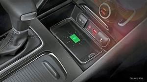 Kia Wireless Charging