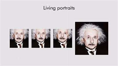 Living Ai Portrait Deepfake Samsung Portraits Single