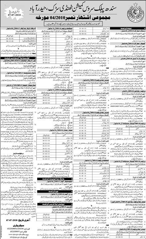 Seekers Resumes In Hyderabad by In Sindh Service Commission Hyderabad Paperpk