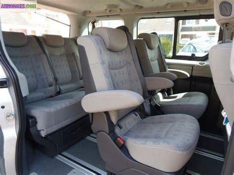 minibus  places renault trafic ii generation dci