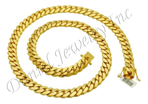 Difference between Miami Cuban Link Chains - Daniel