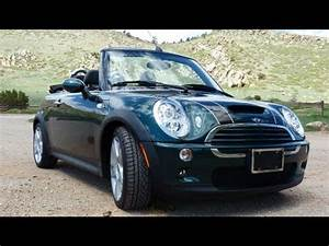 Mini Cooper S 2008 : modern collectibles exposed the 2008 mini cooper s convertible 0 60 mph review youtube ~ Medecine-chirurgie-esthetiques.com Avis de Voitures