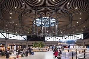 Aéroport De Lyon Parking : lyon saint exup ry a inaugur son nouveau terminal 1 ~ Medecine-chirurgie-esthetiques.com Avis de Voitures