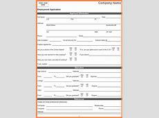 8+ basic job application Marital Settlements Information
