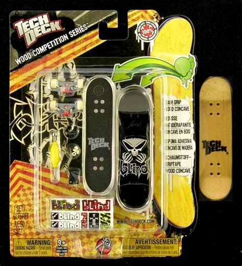 Tech Deck Wood Competition Series Plan B by Fingerboard Wood Competition Series Tech Deck Blind