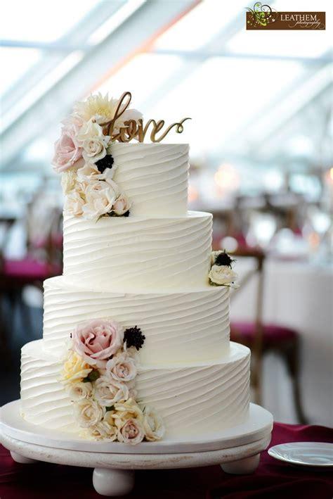 The 25 Best Buttercream Wedding Cake Ideas On Pinterest