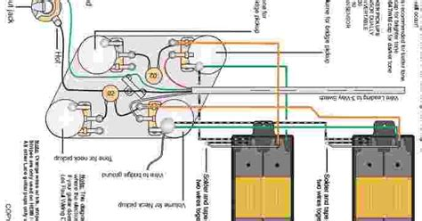Gibson Les Paul Wiring Diagram Service