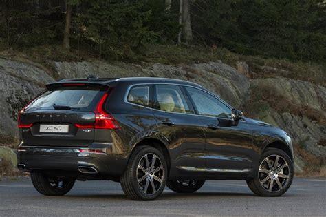 Volvo Xc60 2017 Suv Revealed