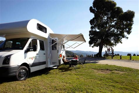 Mighty Campers New Zealand   Campervan Hire and Reviews