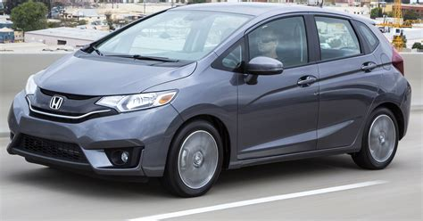 Honda Fit Airbag Recalls by Honda Recalls Fit To Prevent Stalling