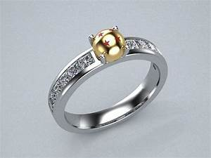 oothis is an engagement ringa genuine dbz With dragon ball wedding ring