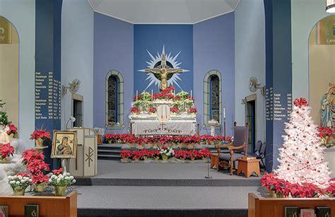 dekorasi ruangan gereja  natal rumahmu