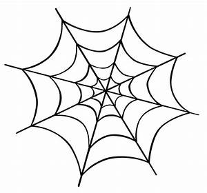 Free Spider Web Clipart 3 Pictures - Clipartix