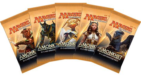 modern masters 2017 edition and amonkhet packaging magic
