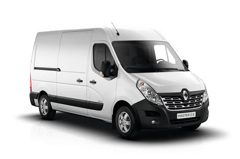 renault van renault adds new kangoo z e and master z e electric vans