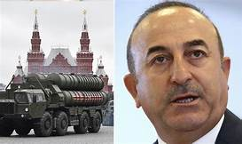 Turkey unafraid of U.S. sanctions over S-400 deal with Russia…