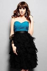 Haut Habillé Pour Soirée : robe de soir e bleu marine ou azur ~ Melissatoandfro.com Idées de Décoration
