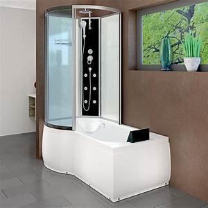 Badewanne Und Dusche Kombiniert : acquavapore dtp8050 a000r wanne duschtempel badewanne dusche duschkabine 98x170 ebay ~ Buech-reservation.com Haus und Dekorationen