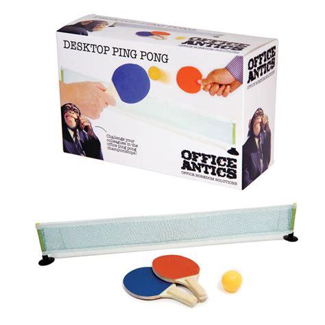 jeu de bureau set de mini ping pong pour le bureau achat jeu pour le