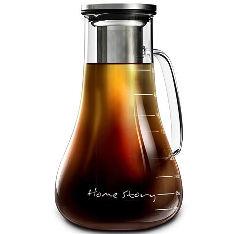 Cold bruer drip coffee maker ($79.99): Cold Brew Coffee Maker Home Story + Cold Brew Coffee Maker ...