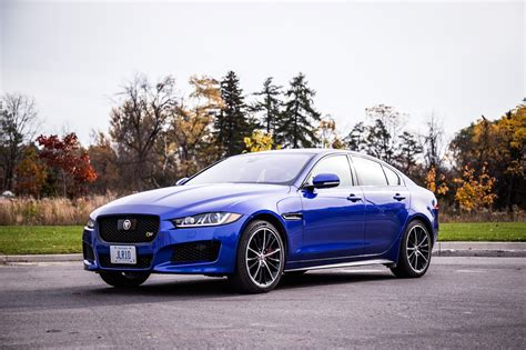 Review 2018 Jaguar Xe S  Canadian Auto Review