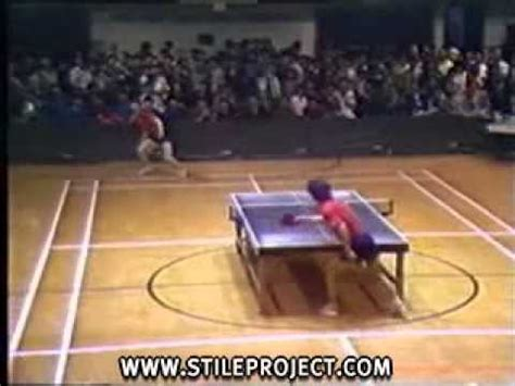 Video Lucu Banget Olahraga Tenis Meja Super YouTube