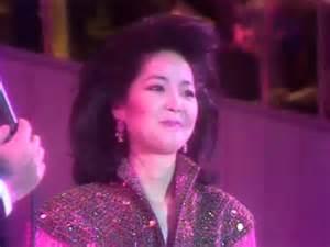 Teresa Teng and Jackie Chan