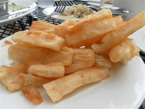 yuca fries review of brasa rotisserie creole cooking meets comfort food heartbeet kitchen