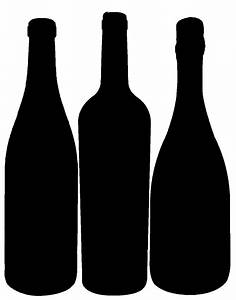 HD Wine Bottle Clipart Glass Pictures