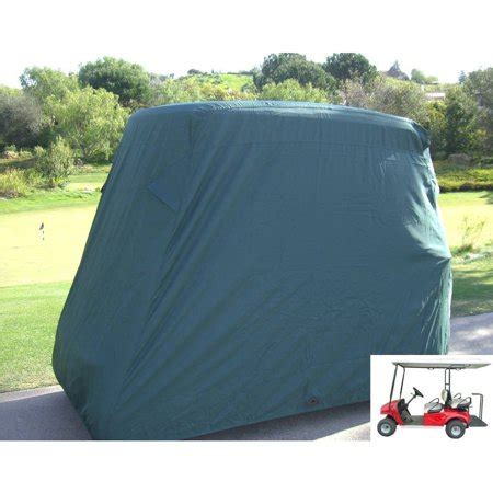 Cover Walmart by Formosa Covers Deluxe 4 Passenger Golf Cart Cover Roof 80