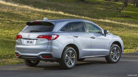 acura rdx rear hd wallpaper