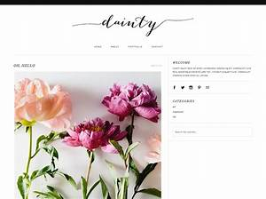 30 Blog Templates From Etsy | StyleCaster