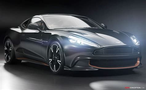 Aston Martin Reveals Limited Edition Vanquish S 'ultimate
