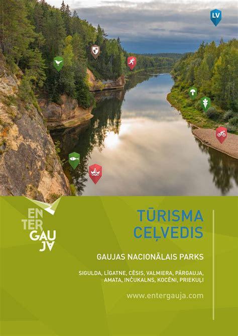 Enter Gauja tūrisma ceļvedis 2020 - Visit Priekuļi