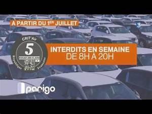 Certificat Qualité De L Air Toulouse : parigo 9 le certificat qualit de l 39 air crit 39 air youtube ~ Medecine-chirurgie-esthetiques.com Avis de Voitures